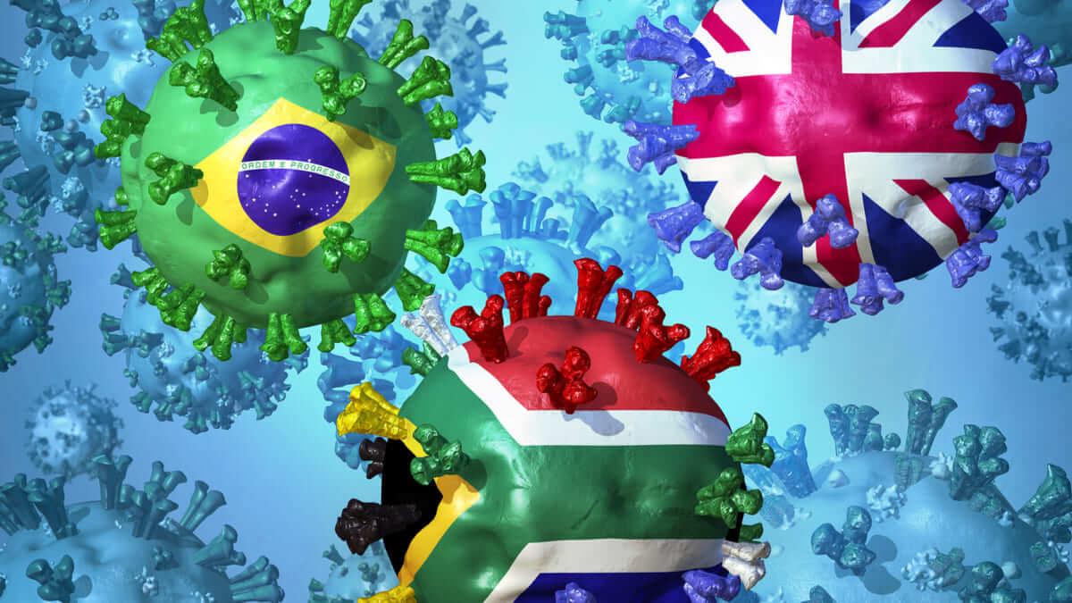 OMS: nueva clasificación de las variantes del coronavirus SARS-CoV-2