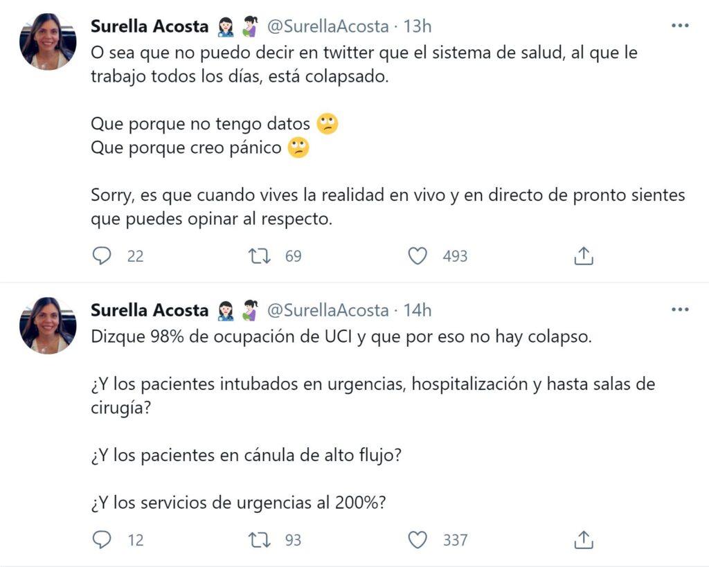 Surella Acosta 7 jun