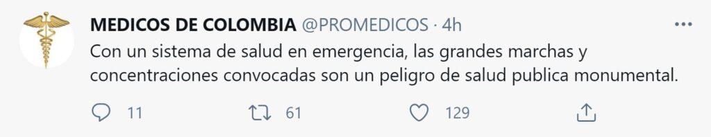 medicos de colombia 7 jun