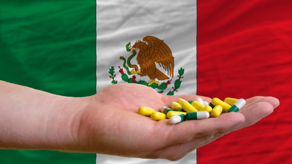 Compra de medicamentos de venta libre en México aumentó en un 7%