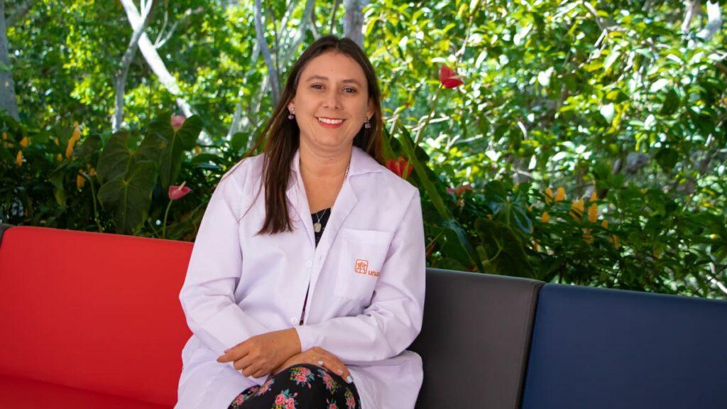 Decana ciencias de la salud UNAB bucaramanga