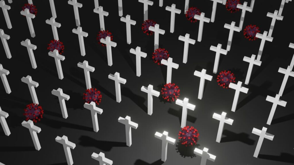 El mundo supera los 4 millones de muertes por Covid-19