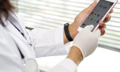 Google Health diseño UX medicos salud