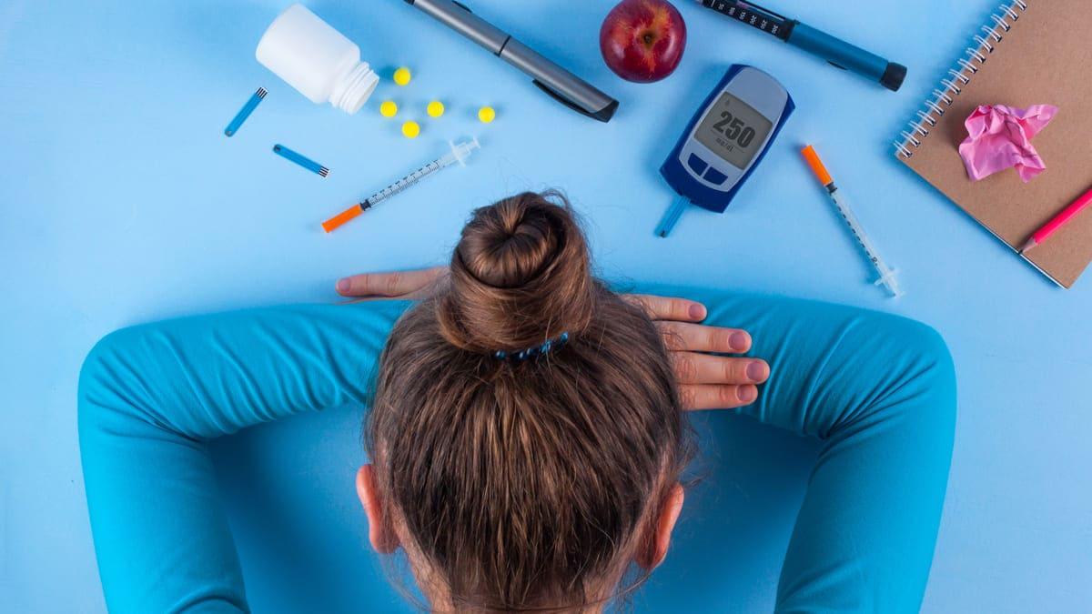 complicaciones largo plazo diabetes tipo 2 adolescentes