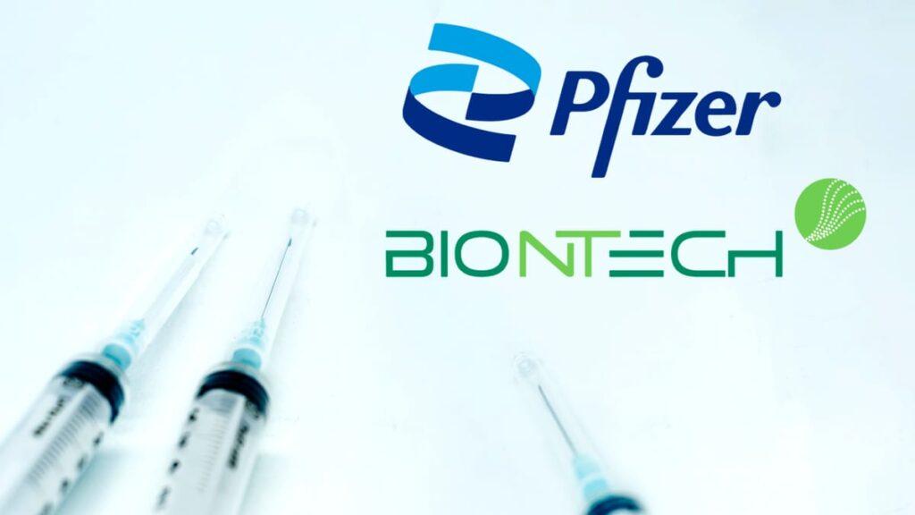 $18.672 millones de dólares ganará BioNTech por su vacuna contra el Covid en 2021