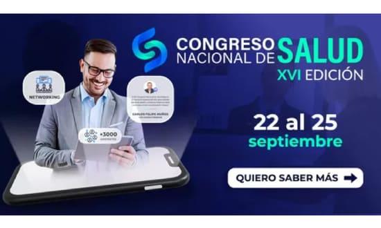 XVI Congreso nacional de salud