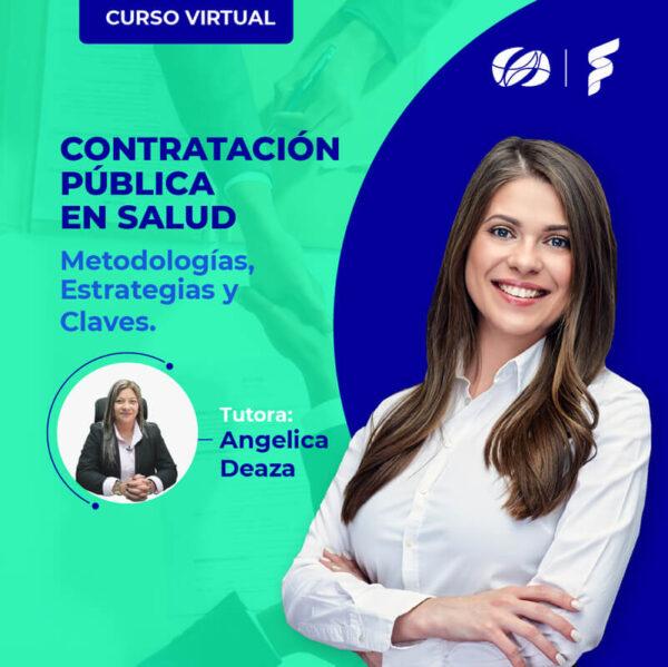 CONTRATACION PUBLICA EN SALUD - CURSO FORMARSALUD CONSULTORSALUD