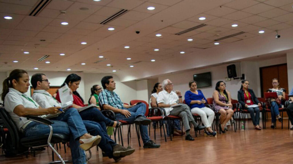 Conozca los integrantes del COPACOS Bucaramanga