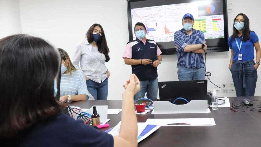 OIM analisis riesgo salud Barranquilla
