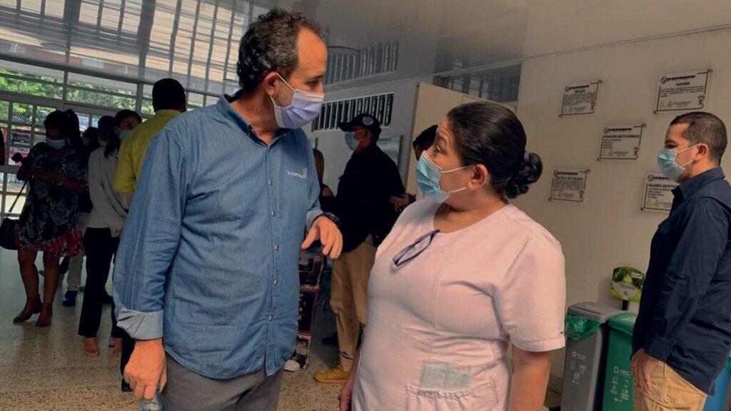 Supersalud operacions salud Caldas Arauca