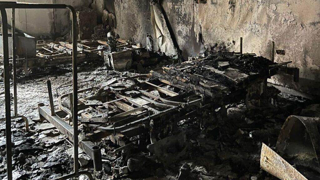 alerta roja hospitalaria meta Villavicencio incendio