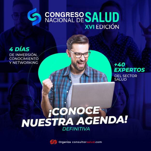 Agenda XVI Congreso Nacional de Salud