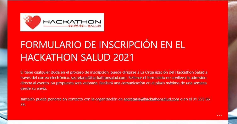 Hackathon Salud